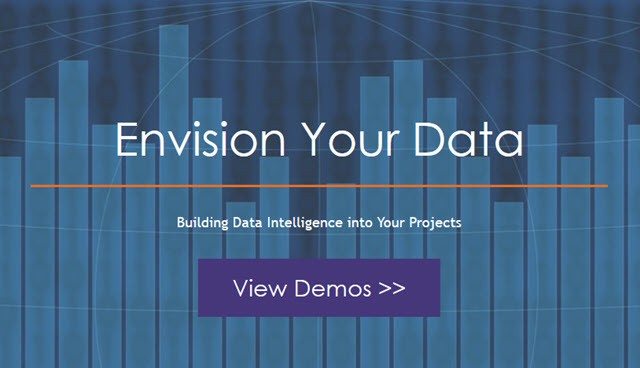 Announcing: Interactive Applications—What Can Your Data Tell You?