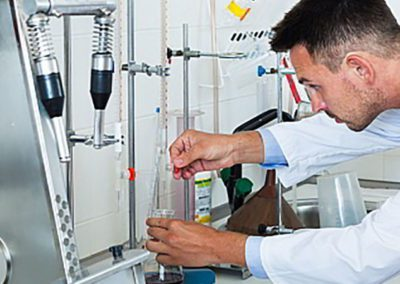 Commercializing a New Chemical