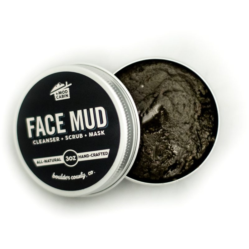 Face Mud Scrub from The Mod Cabin