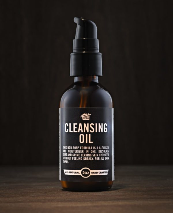 Cleansing Oil from The Mod Cabin