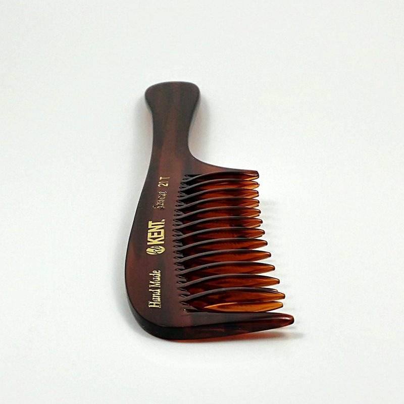 The Mod Cabin beard and hair comb is perfect for detangling