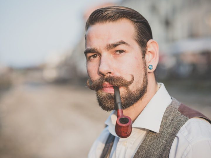 How to Handlebar Moustache by The Mod Cabin