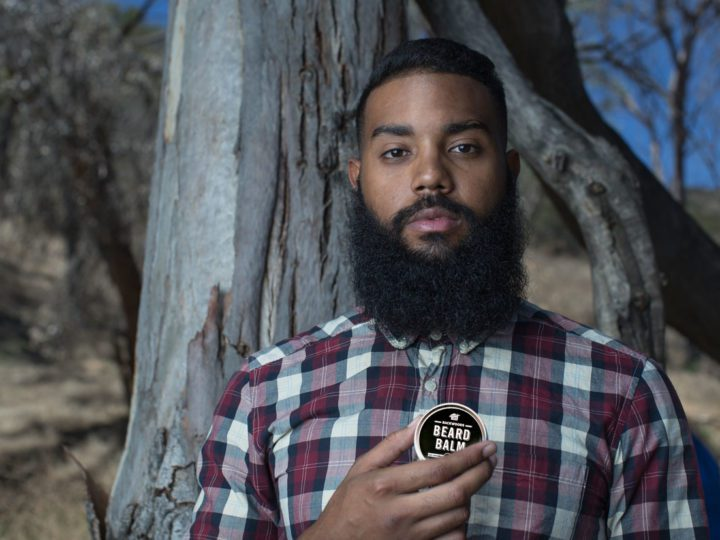 Beard Care for Black Men by The Mod Cabin