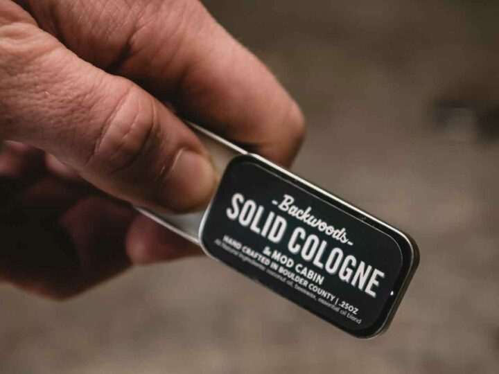 How to Use Solid Cologne