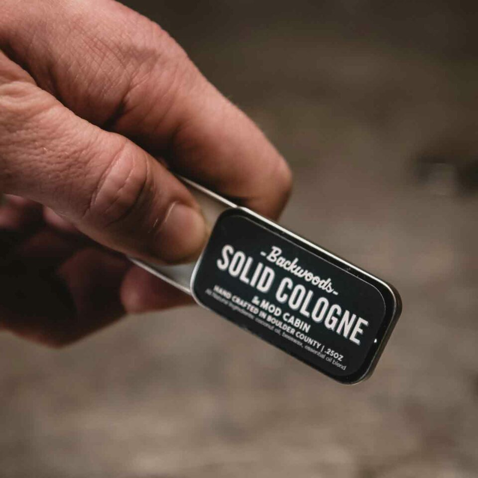 natural solid cologne