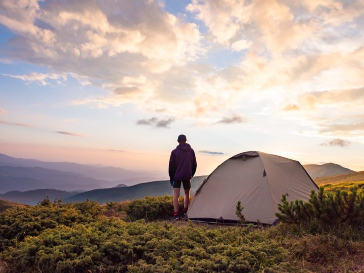Pack Smart, Get Clean: Our Favorite Men's Products for Camping